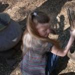 pounding mesquite